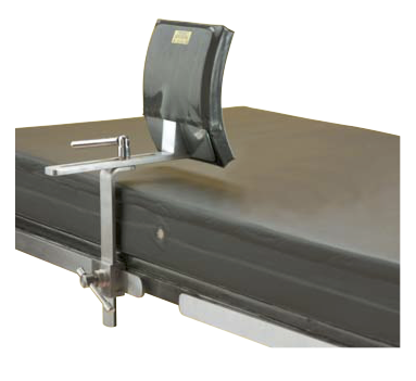 Operating Table Lateral Support available from Rycol Medical in Ireland