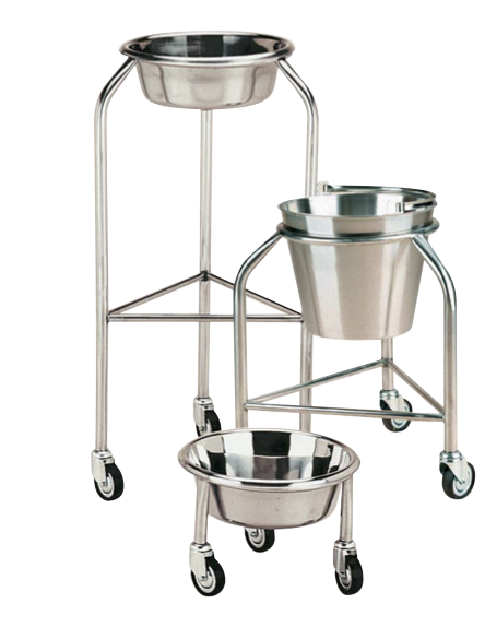 Stainless Steel Bowl Stands available from Rycol Medical in Ireland